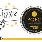 Person Certificada pelo PQEC pelo 12° Ano Consecutivo