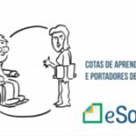 eSocial: Cotas de Aprendizes e Portadores de Deficiências