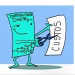 É possível reduzir despesas com o apoio de uma contabilidade digital?